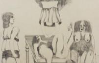 Adolf Frohner, Die Frauen produzieren sich für den König