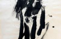 Adolf Frohner, Akt schwarz