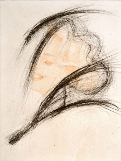 Arnulf Rainer, Mythos Marilyn, Neigerin