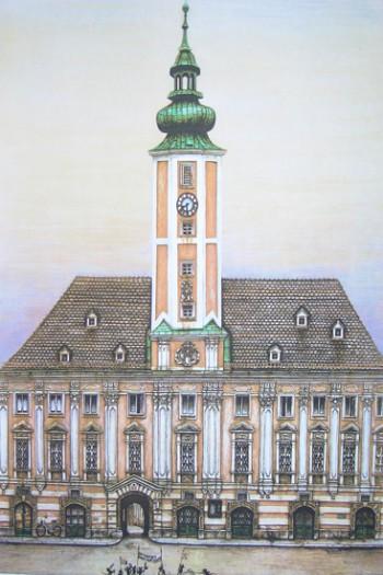 Karl Goldammer, Rathaus St. Pölten