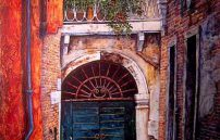 Karl Goldammer, Venedig am Kanal