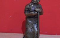 Alfred Hrdlicka, Der Gießer