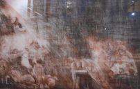 Alfred Hrdlicka, Feuer in Soho
