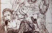 Alfred Hrdlicka, Vom Teufel besessen II