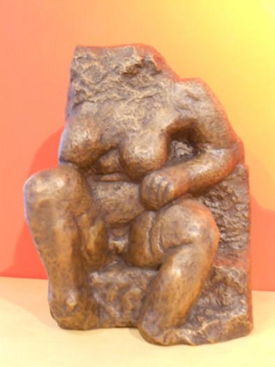 Alfred Hrdlicka, Kleiner weiblicher Torso
