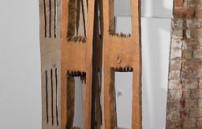 Krumböck, Holzobjekt