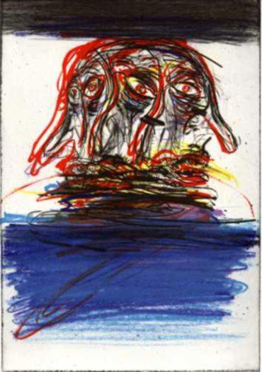 Franz Ringel, Bajuware am blauen Tag