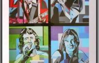Martin Sonnleitner, AC/DC Plakat