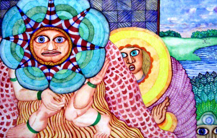 Zeppl-Sperl Mary go round