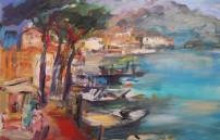 Hettl Eleonore, Gardasee
