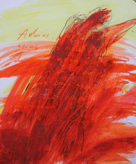 Widmann, Zyklus Neruda, La carta