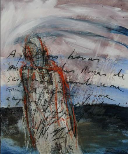 Widmann, Zyklus Neruda, La Pregunta I - Die Frage