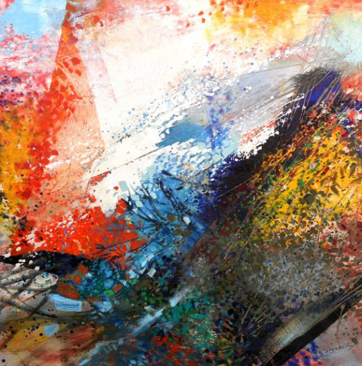 Roccotelli Michele, Nature abstract
