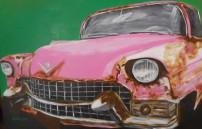 Blaha Wolfgang, Pink Cadillac