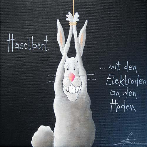 Franziska Schmalzl, Haselbert
