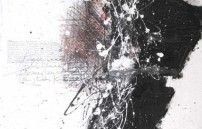 Anton Zacsek, Schattenfigur schwarz