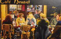 Karner Erich, Café Bruant