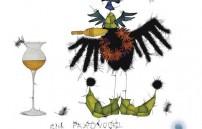 Michael Ferner, Der Partyvogel
