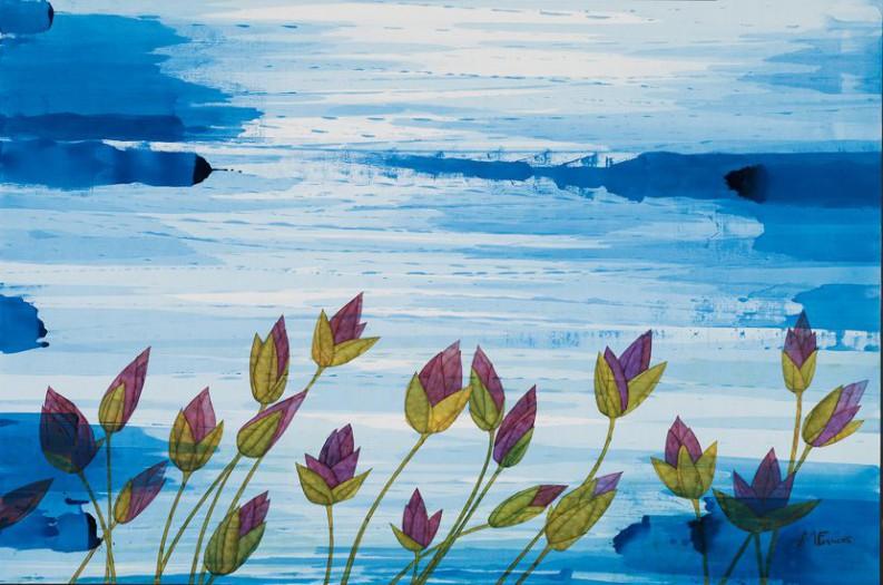 Michael Ferner, Lotusblüten