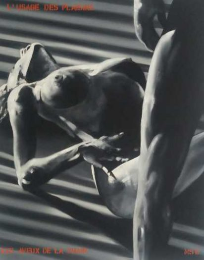 Martin Sonnleitner, L´Usage des Plaisirs