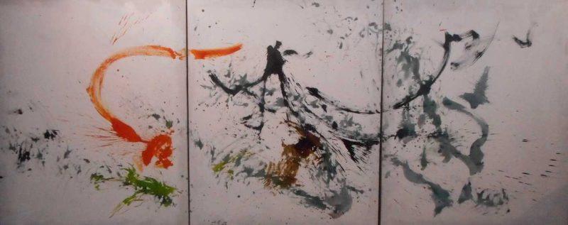 Aschenbrenner Heinz, Triptychon