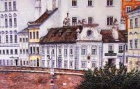 Karl Goldammer, Mölkerbastei