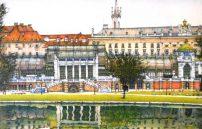 Karl Goldammer, Palazzo