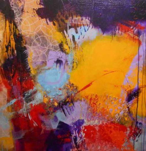 Geil Claudia, Amarillo 1