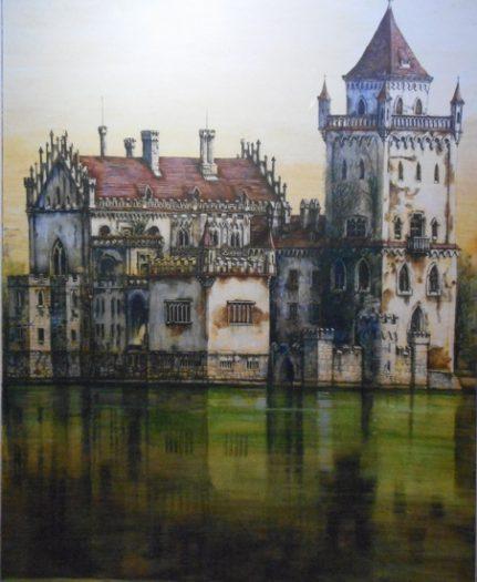 Karl Goldammer, Salzburg-Schloss Anif