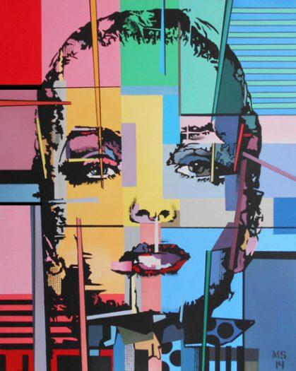 Martin Sonnleitner, Pop Romy Plakat