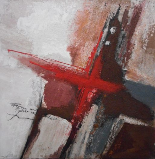 "Zacsek, Anton, ""Form & Farbe"" Terra IV"