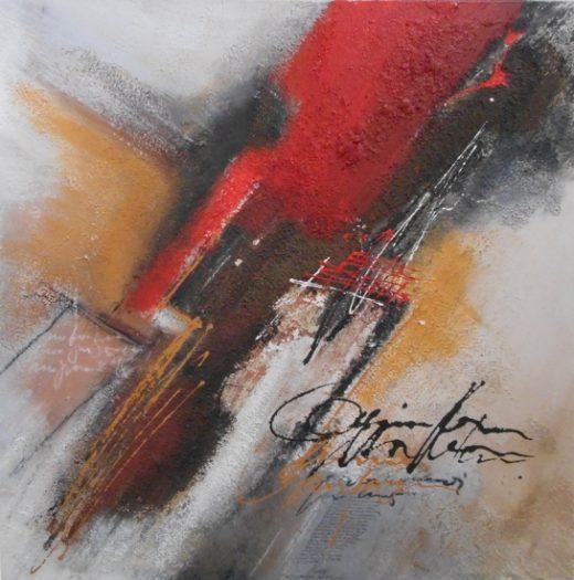 """Zacsek, Anton, """"Form & Farbe"""" Terra V"""