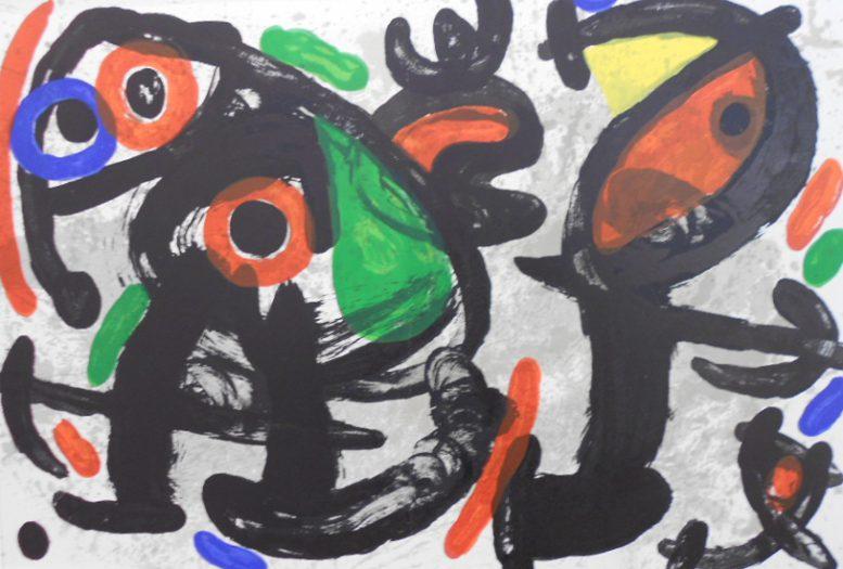 Miro Juan, Les Sculptures de Miro