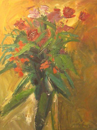 Purviance Susanne, Blumen