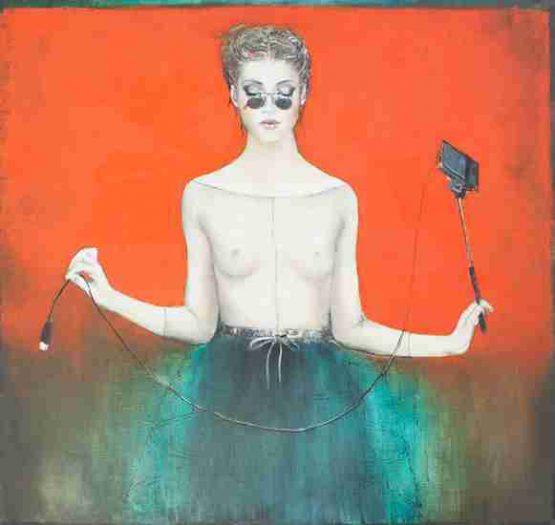 Margit Füreder, the oracle