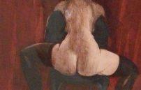 Ernst Fuchs, Modell