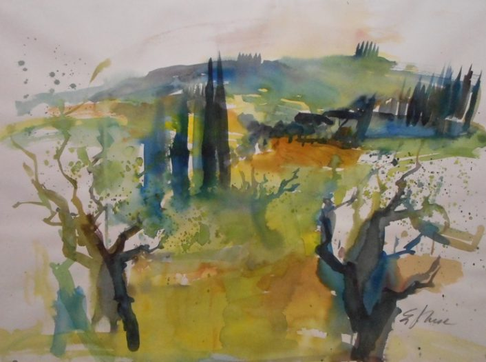 Hettl Eleonore, Toskana 2