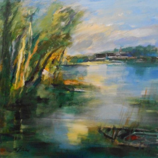 Hettl Eleonore, An Teich beu Puschbach