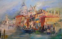 Hettl Eleonore, Santa Maria Venedig