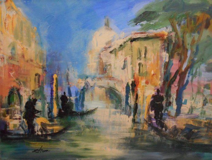 Hettl Eleonore, Venedig