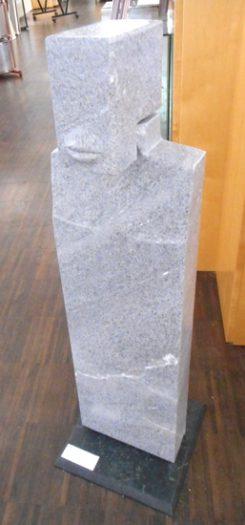 Egon Straszer, Bewegliche Figur Stein