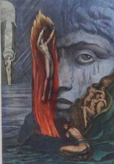 Ernst Fuchs, Dionysos