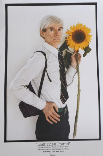 Warhol Andy, Plakat, Andy Warhol