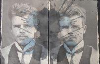 Aschenbrenner Heinz, Herr Rorschach blau