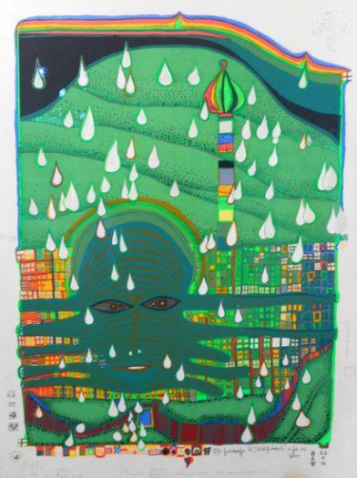 Fr. Hundertwasser, Green Power