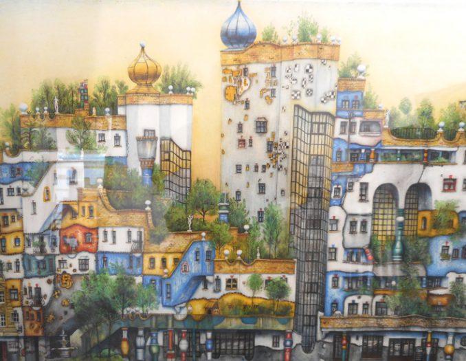 Karl Goldammer, Hundertwasserhaus