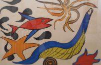 Calder Alexandert, Sea Creaturs
